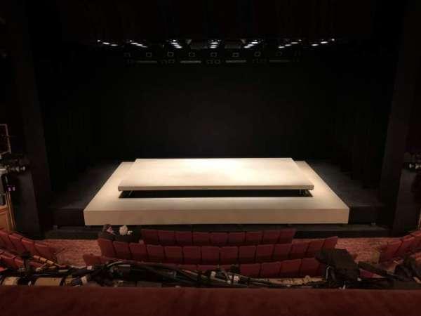 Ethel Barrymore Theatre, secção: Front Mezzanine C, fila: A, lugar: 107