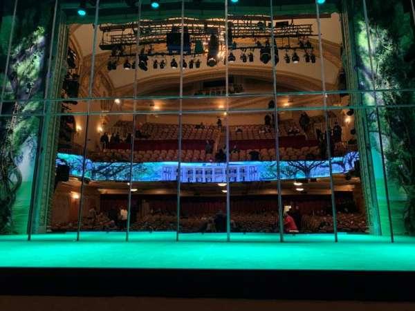 John Golden Theatre, secção: Orchestra C, fila: B, lugar: 108