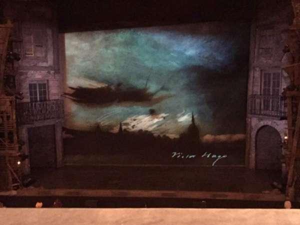 National Theatre (DC), secção: Mezz, fila: A, lugar: 104