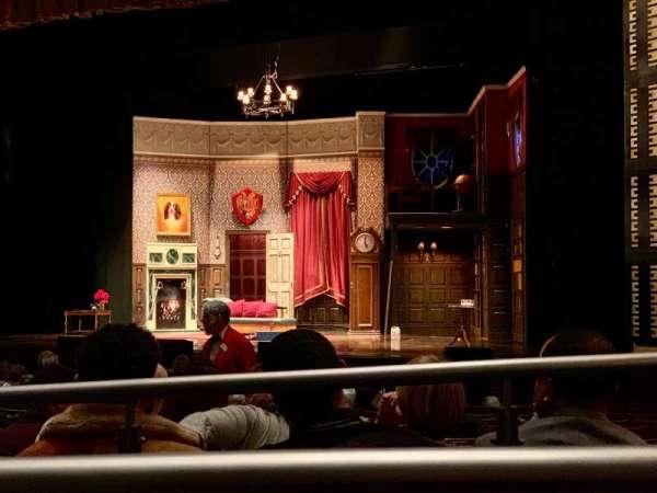 The Kennedy Center Eisenhower Theater, secção: ORCH, fila: P, lugar: 11