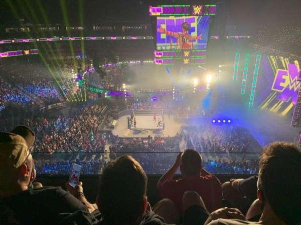 Nationwide Arena, secção: 203, fila: C, lugar: 19