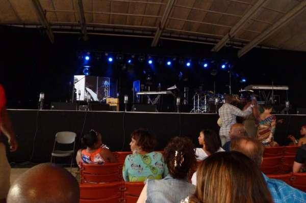 MECU Pavilion, secção: 103, fila: E, lugar: 218