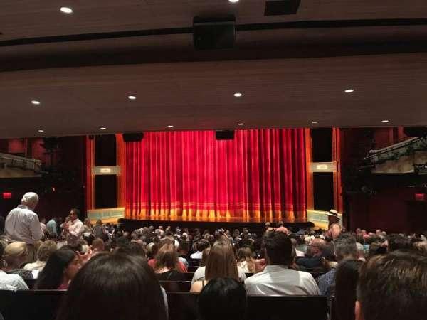 Marquis Theatre, secção: Orchestra C, fila: X, lugar: 124