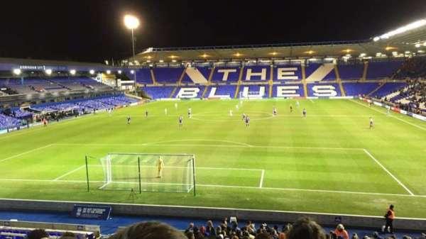 St Andrew's Stadium, secção: Block 3, fila: 29, lugar: 70