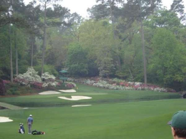 Augusta National Golf Course , secção: Amen Corner
