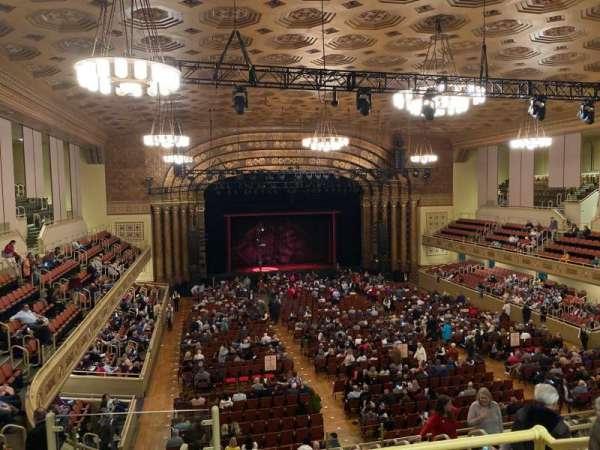 Sacramento Memorial Auditorium, secção: 201, fila: D, lugar: 12