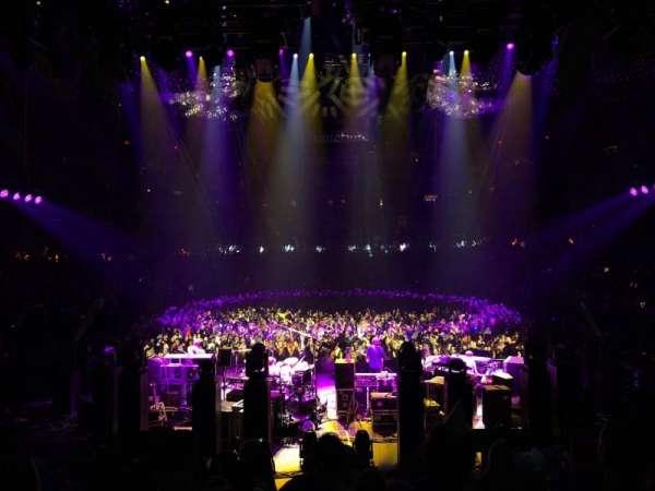 Madison Square Garden, secção: 112, fila: 11, lugar: 10