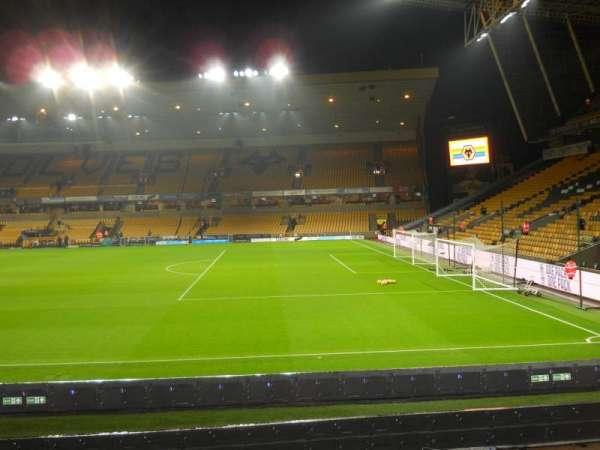 Molineux Stadium, secção: JL3, fila: M, lugar: 64