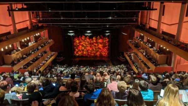 DeVos Performance Hall, secção: Balcony, fila: L, lugar: 16