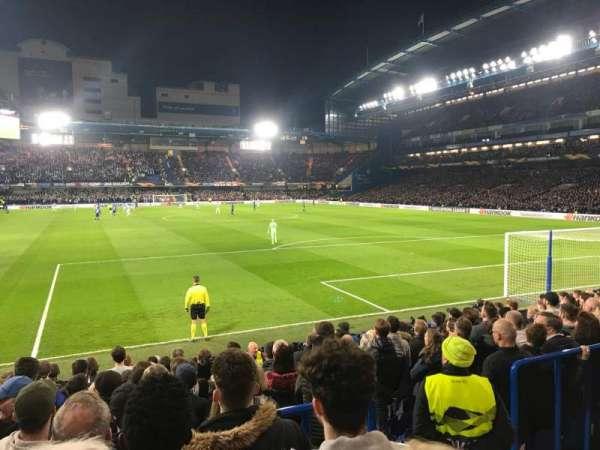 Stamford Bridge, secção: MATTHEW HARDING LOWER 14, fila: Q, lugar: 122