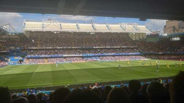 Stamford Bridge, secção: West Stand Lower, fila: 34, lugar: 172