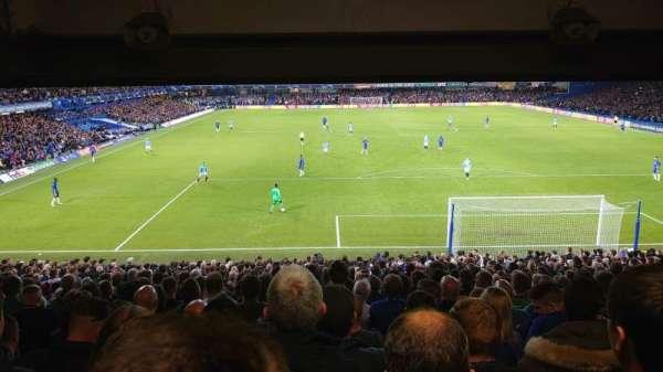 Stamford Bridge, secção: Matthew Harding Lower 13, fila: FF, lugar: 101