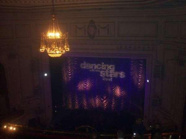 Wilbur Theatre, secção: Balcony, fila: H, lugar: 8