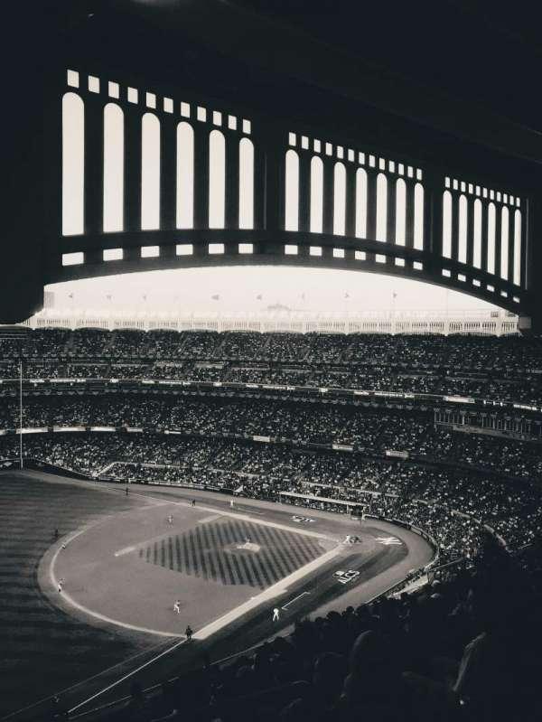 Yankee Stadium, secção: 430, fila: 13, lugar: 2