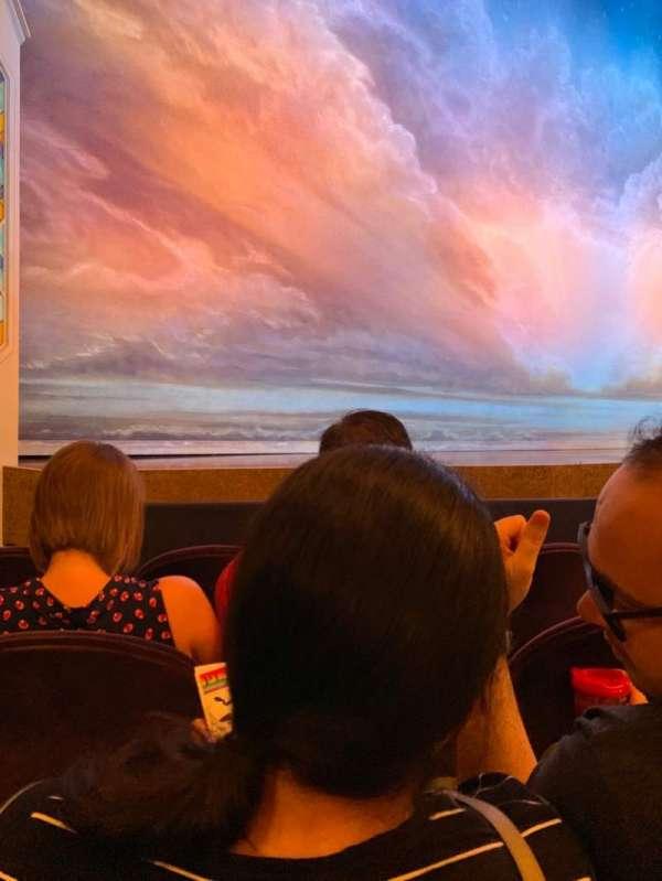 Eugene O'Neill Theatre, secção: Orchestra, fila: D, lugar: 9