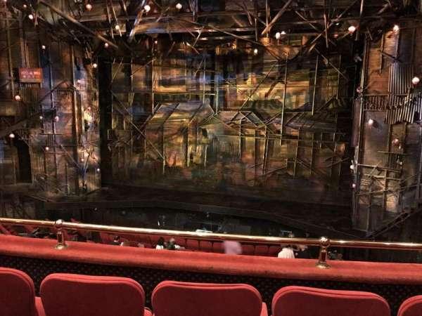 Broadway Theatre - 53rd street , secção: Front Mezzanine LC, fila: C, lugar: 116