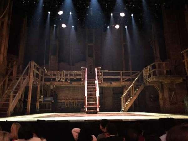 Richard Rodgers Theatre, secção: Orchestra C, fila: E, lugar: 108