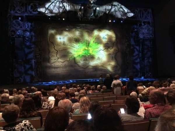 Stranahan Theater, secção: FLR LC, fila: P, lugar: 111