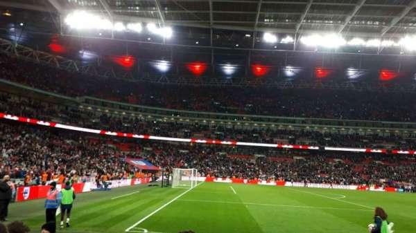 Wembley Stadium, secção: 126, fila: 5, lugar: 111