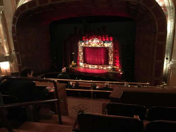Benedum Center, secção: First Tier R, fila: D, lugar: 44