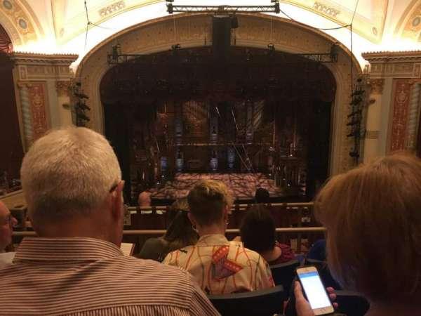 KeyBank State Theatre, secção: Mezzanine C, fila: H, lugar: 605