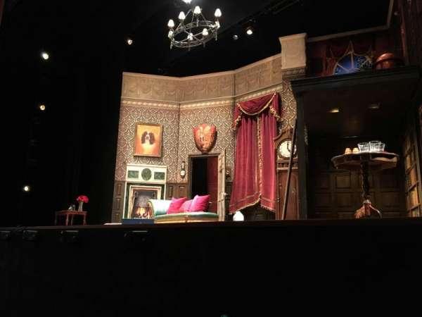 Lyceum Theatre (Broadway), secção: ORCHO, fila: A, lugar: 4