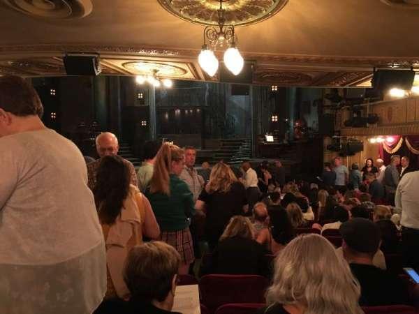 Walter Kerr Theatre, secção: Standing Room