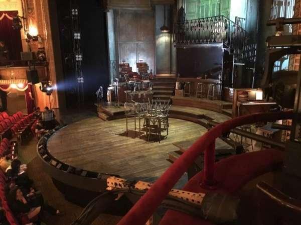 Walter Kerr Theatre, secção: BOX A, fila: 1, lugar: 3
