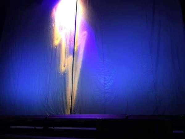 Longacre Theatre, secção: Orchestra C, fila: A, lugar: 101