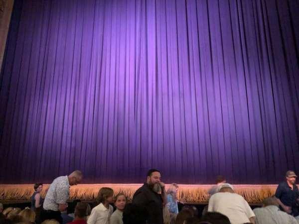 Lyceum Theatre (Broadway), secção: Orchestra C, fila: G, lugar: 103