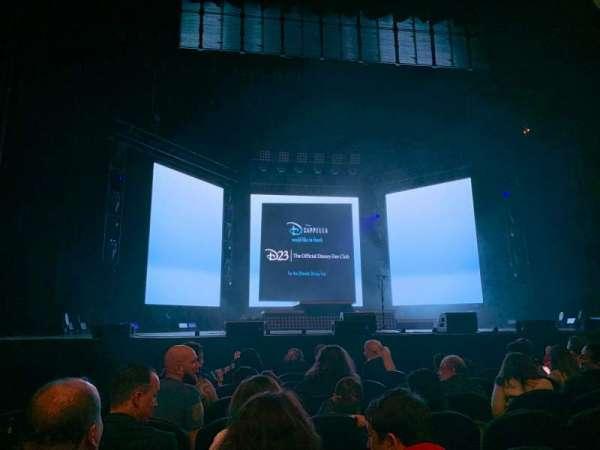The Met Philadelphia, secção: Orchestra 2, fila: CC, lugar: 13