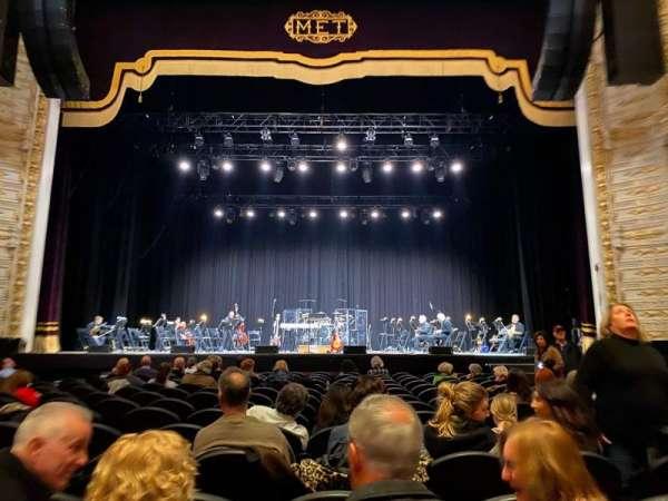 The Met Philadelphia, secção: Orchestra 2, fila: KK, lugar: 5