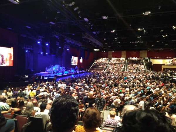 Hard Rock Live at Etess Arena, secção: 212, fila: J, lugar: 14