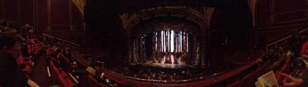 Broadway Theatre - 53rd Street, secção: FMezC, fila: c, lugar: 111