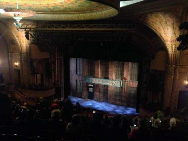 Al Hirschfeld Theatre, secção: Mezz, fila: S, lugar: 22