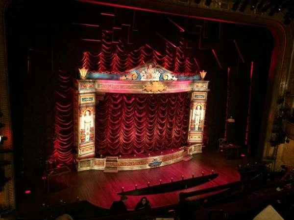 Walter Kerr Theatre, secção: Mezzanine L, fila: D, lugar: 7