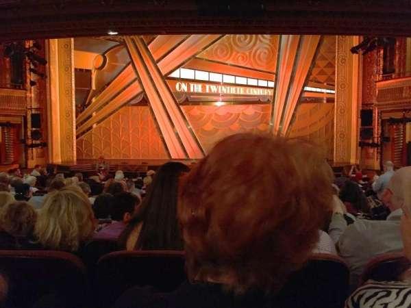 American Airlines Theatre, secção: Orchestra C, fila: O, lugar: 103