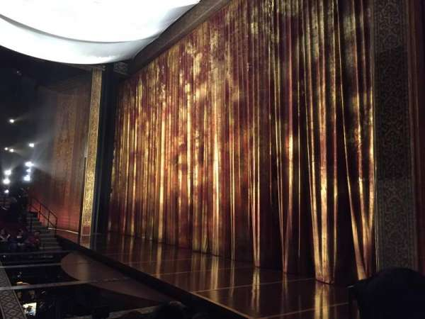 Vivian Beaumont Theater, secção: Orcho, fila: H, lugar: 509