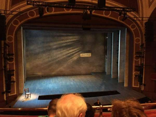 Broadway Theatre - 53rd Street, secção: Front Mezzanine LC, fila: C, lugar: 112