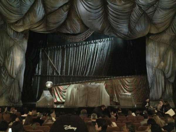 Majestic Theatre, secção: ORCHC, fila: J, lugar: 106