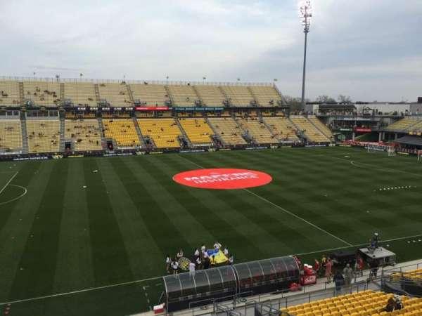 Mapfre Stadium, secção: 227, fila: 1, lugar: 19