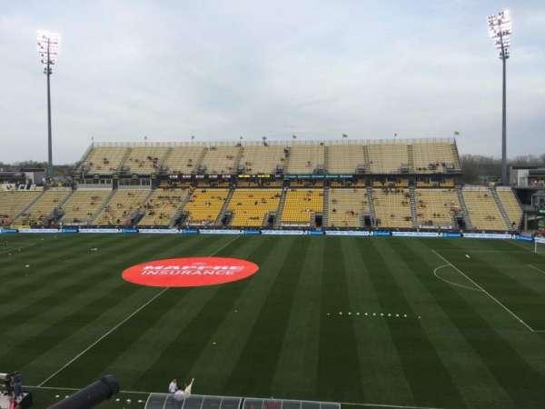 Mapfre Stadium, secção: 224, fila: 1, lugar: 13