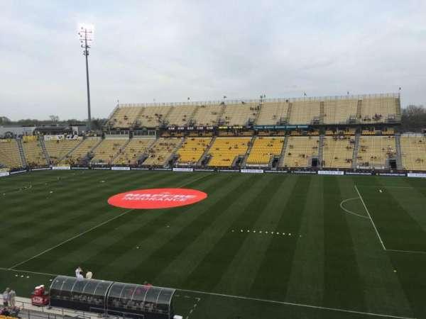 Mapfre Stadium, secção: 223, fila: 2, lugar: 18