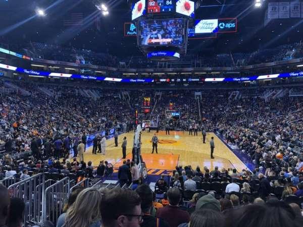 PHX Arena, secção: 120, fila: 12, lugar: 8