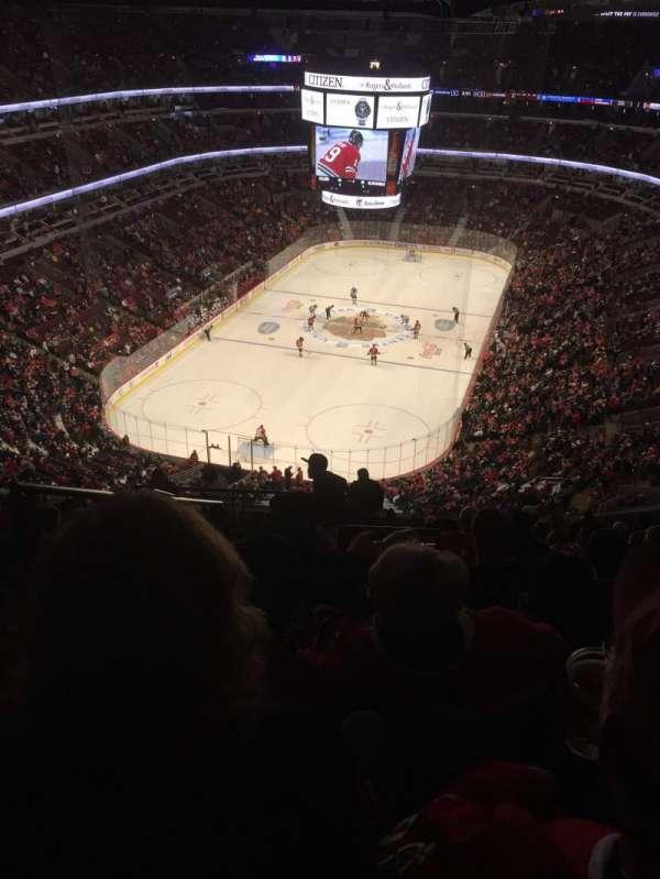 United Center, secção: 324, fila: 15, lugar: 23