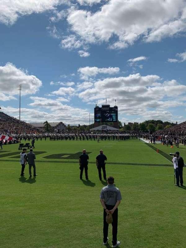 Ross-Ade Stadium, secção: 118, fila: 2, lugar: 8