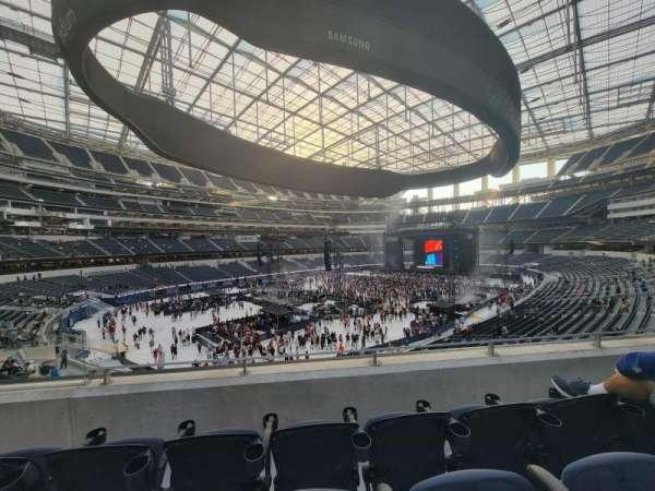 SoFi Stadium, secção: 239, fila: 3, lugar: 11
