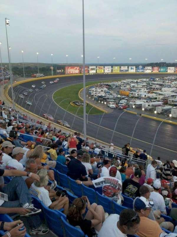 Charlotte Motor Speedway, secção: Toy F, fila: 16