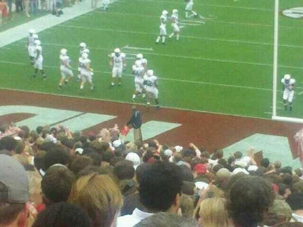 Bryant-Denny Stadium, secção: S-4