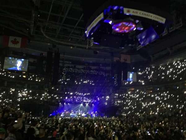 Scotiabank Arena, secção: 106, fila: 5, lugar: 2